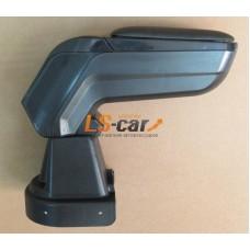 Подлокотник Chevrolet Aveo T250 2006-2011 (48023BK)