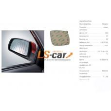 Электрообогрев зеркала левый AUDI A6 12V – 50 °С до + 50 °С 120x95x10mm/НЭР-4001L