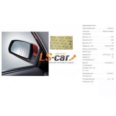 Электрообогрев зеркала левый CORSA 12V – 50 °С до + 50 °С 170x110x10mm/НЭР-4101