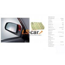 Электрообогрев зеркала левый POLO 12V – 50 °С до + 50 °С 178x108x10mm/НЭР-4701L