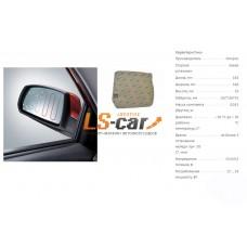 Электрообогрев зеркала левый УАЗ ПАТРИОТ (05-12) 12V – 50 °С до + 50 °С 182x160x10mm/НЭР-5707L