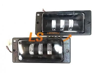 Фара противотуманная ZFT-162C светодиодная на ЛАДА-2110-2115