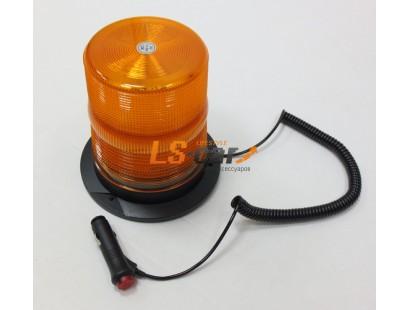 Маяк проблесковый светодиодный YL-817 Y оранжевый