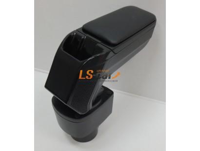 Подлокотник вставной в подстаканник Renault Duster / Nissan Terrano (48023BK)