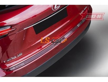 "накладки на бампер Lexus NX 2014- ""СОЮЗ-96"""