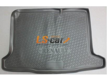 Коврик в багажник Renault Sandero, Sandero Stepway 2014 –>
