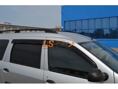 Дефлекторы боковых окон LADA (ВАЗ) Largus