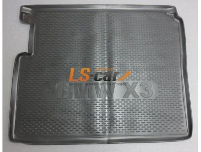 Коврик в багажник BMW X3 (F25) 2010-...