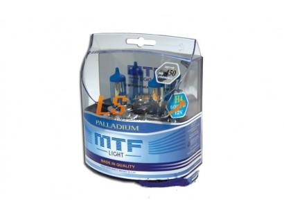 "Лампа галогеновая ""MTF""  H3 12V 55W Palladium,комп. 2шт. HР3560"