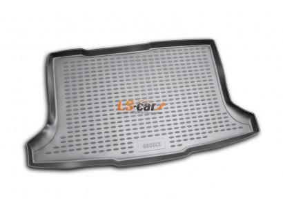 Коврик в багажник Fiat Sedici 2005-...