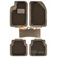 Коврик PSV Transformer-I 12 NEW, 5 частей (беж.) 72,5х50  50х55 /119728