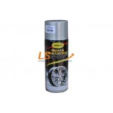 Эмаль для дисков, хром зеркальный, аэрозоль  Ac-607, 12/520мл