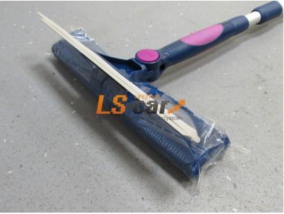 Водосгон c микрофиброй и телескопической ручкой CA-949