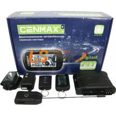 Автосигнализация двунаправленная Cenmax Vigilant V-10 D