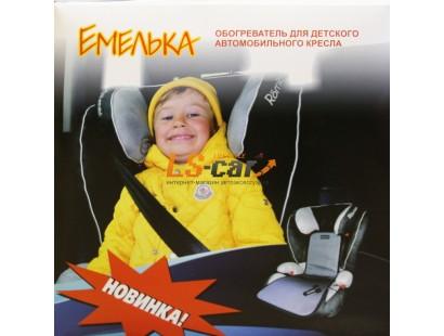 Накидка с подогревом PSV Емелька на детское  автокресло/116568