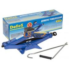Домкрат ромбический Dollex  (1,0т) 100-330 мм/DT-01R