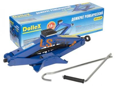 Домкрат ромбический Dollex (1,5т) 105-365 мм/ DT-015R