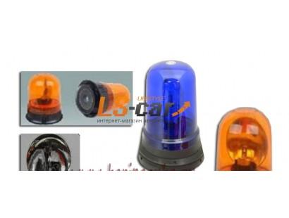 Маяк галогеновый TBL104 (24V, желтый, магнит)20/5306