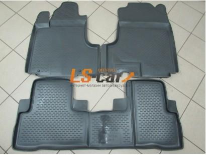 Коврики в салон Honda CR-V III 2007-2012