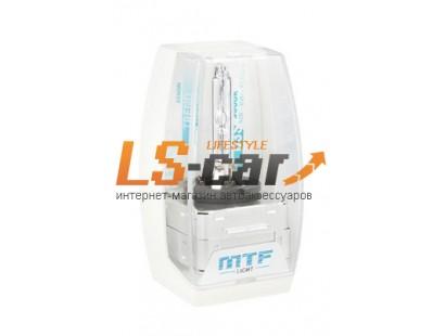 Лампа ксеноновая MTF Light D1S, 85В, 35Вт, 4300К ORIGINAL/SBD1S4