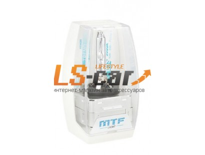 Лампа ксеноновая MTF Light D1S, 85В, 35Вт, 6000КTUNNING/SBD1S6