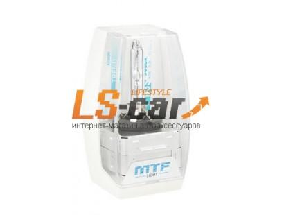 Лампа ксеноновая MTF Light D4S, 42В, 35Вт, 6000К TUNNING/SBD4S6