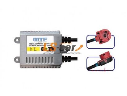 Блок розжига MTF Light 12V 35W (коннектор D4), шт/D4-A2050