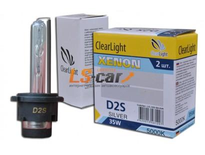 Лампа ксеноновая Clearlight D2S 5000K