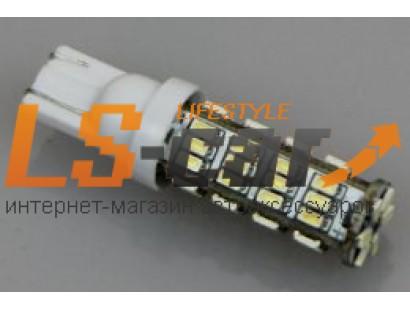 Светодиодная лампа SN Т10-54SMD-3014 White 3941