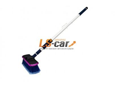 Щетка для мытья автомобиля CA-604 не телескопическая/12