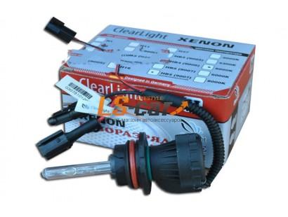 Лампа биксексеноновая Clearlight HB5 9007 4300K ближний/дальний