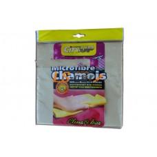 Салфетка из микроволокна в пакете 45*46 CA136  /100