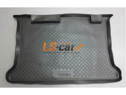 Коврик в багажник Hyundai Matrix минивен 2001-2010