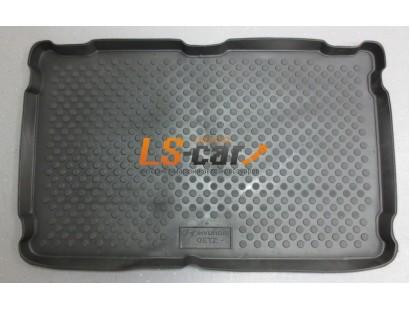 Коврик в багажник Hyundai Getz 2002-2011