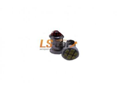 Светодиодная лампа BA9S 8SMD 24V