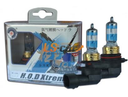 """Лампа галогеновая """"HOD XTREME""""A  5000K +50%  HB4/9006 12V51W  (комплект 2шт)"""