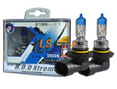 """Лампа галогеновая """"HOD XTREME""""C  5000K +50%  HB3/9005 12V60W  (комплект 2шт)"""