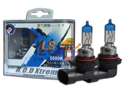"""Лампа галогеновая """"HOD XTREME""""C  5000K +50%  HB4/9006 12V51W  (комплект 2шт)"""
