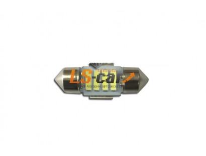 Светодиодная лампа для а/м FT-7014-4SMD-31MM CANBUS (4 PCS 7020 SMD   Aluminum Housing)