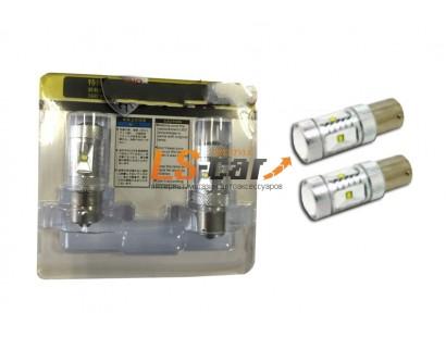 Светодиодная лампа для а/м 1156-CR-30W  (6X CREE LED)
