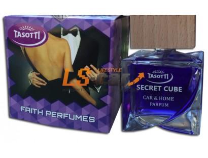 Ароматизатор TASOTTI SECRET CUBE faith perfumes   50ml 16