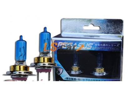 """Лампа галогеновая """"HOD XTREME""""C BLUE 5000K +50%  H7 12V55W  (комплект 2шт)"""