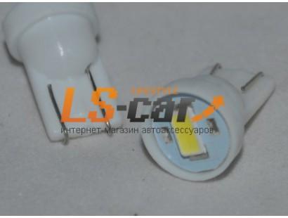 Светодиодная лампа для а/м T10-1SMD-5630
