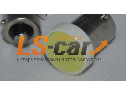 Светодиодная лампа BA9S-fluorescence lamp-1W (белый) 24V