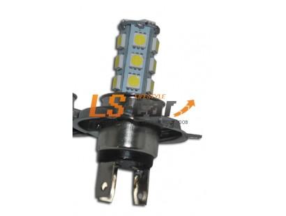 Светодиодная лампа H4-5050-18SMD  24V