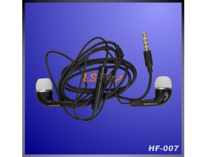 Стереонаушники HF007 чёрные