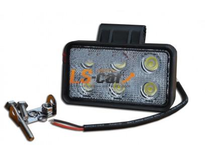 Фонарь светодиодный 09 type 18W Flood Light 6-LED (ближний) (9-30V)