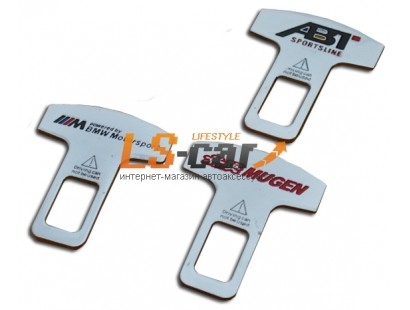Заглушка ремня безопасности A-1CH с логотипом AB1.sportsline