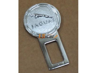 Заглушка ремня безопасности с логотипом эмаль (C-4) Jaguar