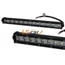 Фонарь светодиодный  E-36W Spot Light  12-LED (дальний) (9-30V)